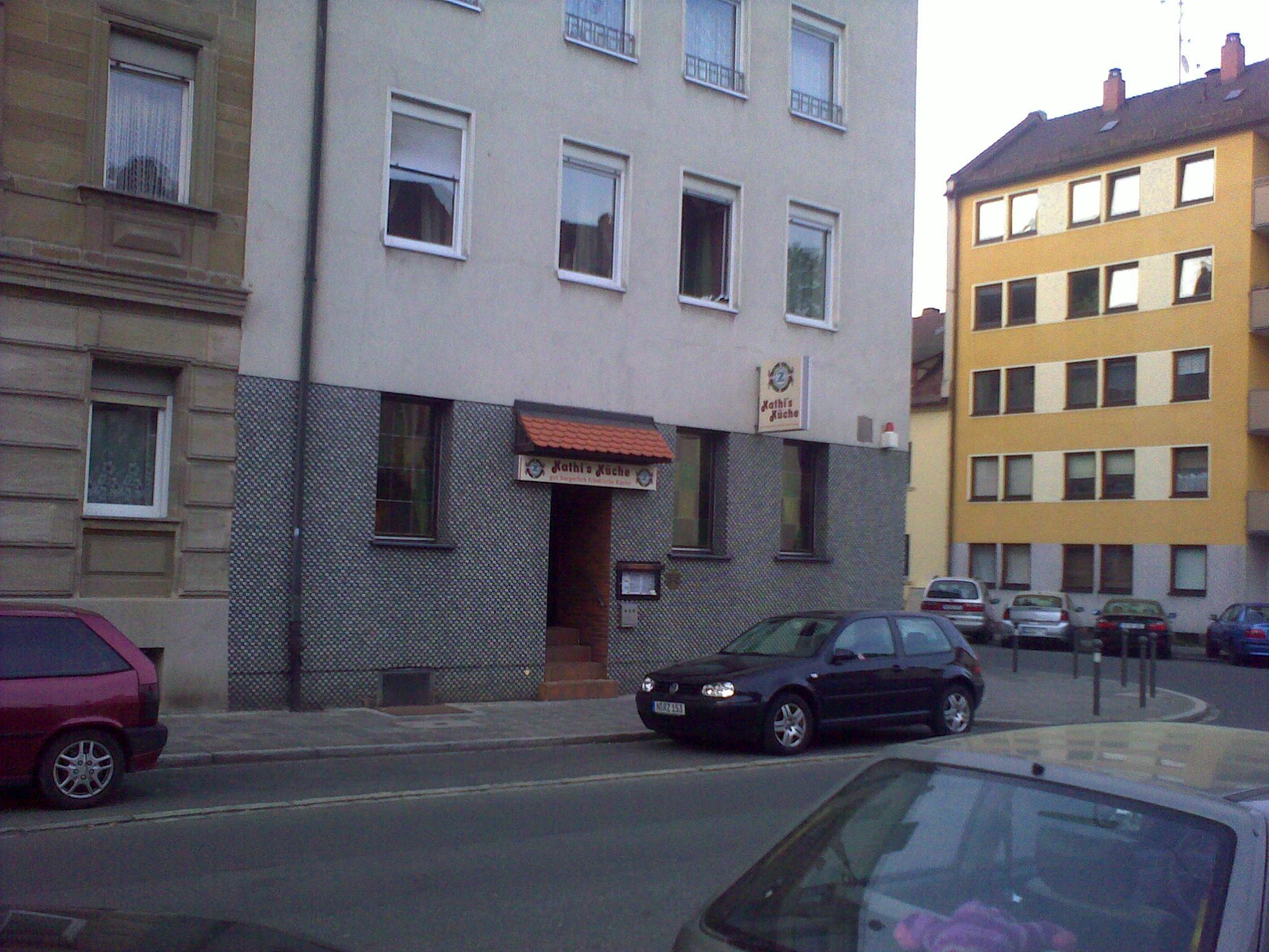 Wirtshaus-Explorer: Kathi´s Küche, Stabiusstr., Nürnberg | blog ...