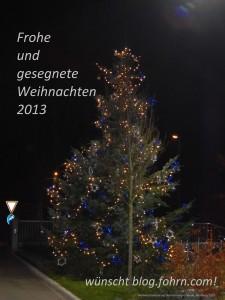 Frohe Weihnachten! (2013)