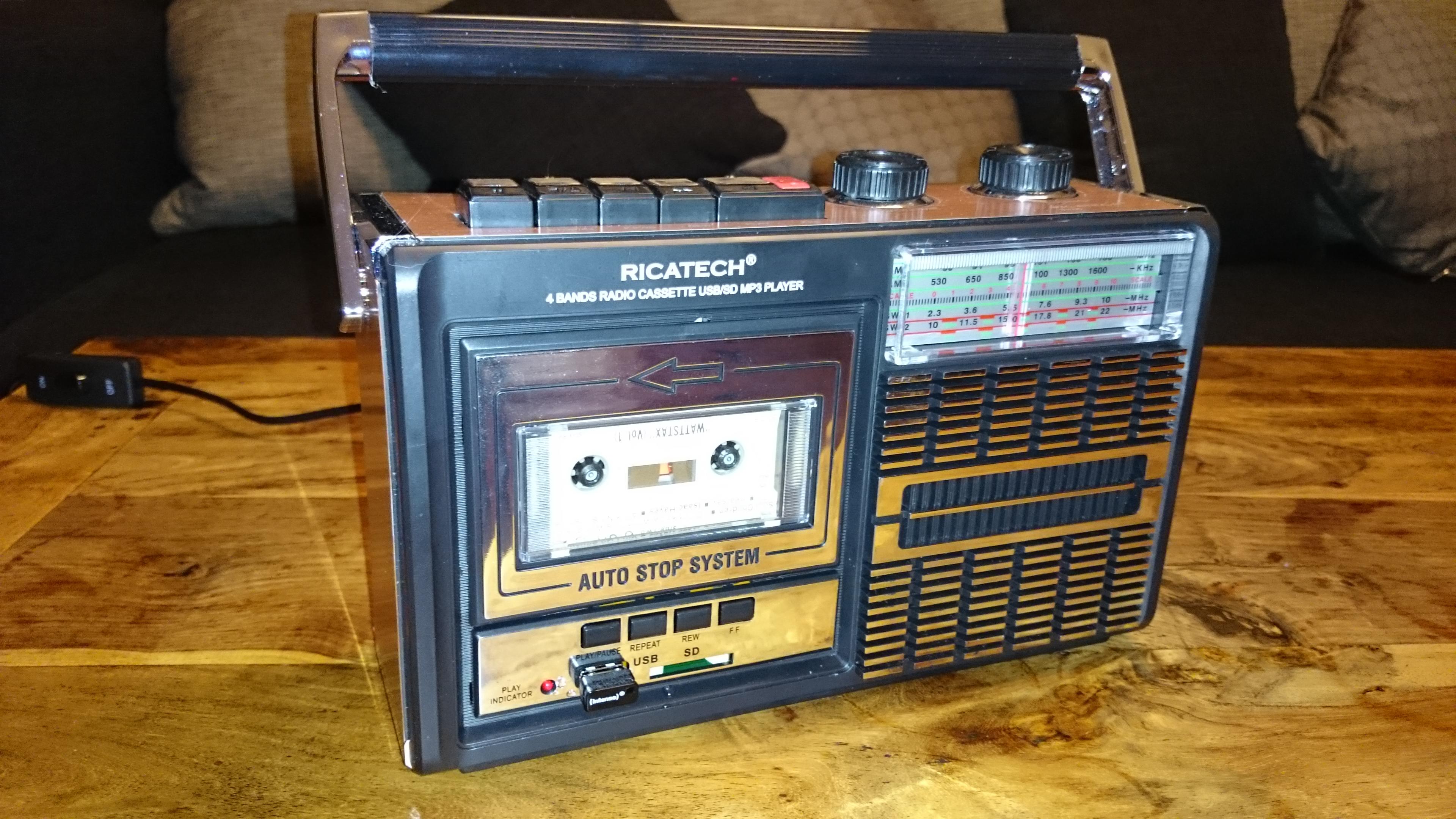 Cassette & Spieler Kassettenspieler Tragbare Kassettenrekorder Fängt Mp3 Audio Musik über Usb Kompatibel Mit Laptops Und Persönliche Computer